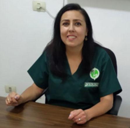 Dra. Paola flores-Belloni Charch